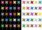Stock Image : Colored Pinwheel