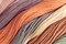 Stock Image : Colored wools