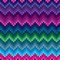 Stock Image : Colored zigzag seamless pattern