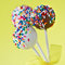 Stock Image : Colorful cake pops