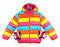 Stock Image : Colorful children's jacket