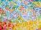 Stock Image : Colorful Impressionist Background