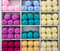 Stock Image : Colorful Knitting Wool