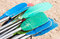 Stock Image : Colorful paddle