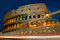 Stock Image : Colosseum Traffic lights