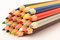Stock Image : Coloured pencil