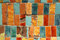 Stock Image : Coloured tiles in Avignon