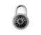 Stock Image : Combination padlock