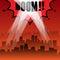 Stock Image : Comic book explosion