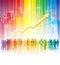 Stock Image :  Commerciële vergadering