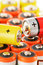Stock Image : Composition with alkaline batteries. Chemical waste