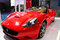 Stock Image : Convertible Ferrari California
