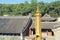 Stock Image : Copper pagoda