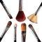 Stock Image : Cosmetic brushes