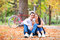 Stock Image : Couple in the park