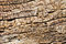 Stock Image : Cracked Dry Wooden Texture