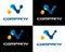 Stock Image : Creative Logo