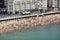 Stock Image : Crowded Beach