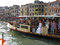 Stock Image : Crowded Venice Passenger Boat