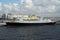 Stock Image :  Cruiseschip Portuscale de Azoren in St. Petersburg