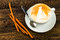 Stock Image : Cup of cappucino