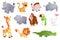 Stock Image : Cute Animals