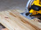 Stock Image : Cutting Wood