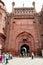 Stock Image :  Czerwony fort w New Delhi, India