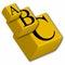 Stock Image : 3d abc cubes
