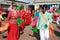 Stock Image : Dance Yangge at north china during New year