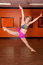 Stock Image : Dancer jumping
