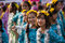 Stock Image : Dancers during Water Festival 2012 in Myanmar