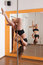 Stock Image : De danser van Pool opleiding