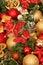 Stock Image :  De decoratie van Kerstmis