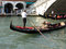 Stock Image :  De Gondels van Venetië bij de Brug