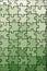 Stock Image :  De groene textuur van het gradiëntraadsel