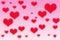 Stock Image :  De harten van de liefde