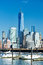 Stock Image :  De horizon van Manhattan van de Stad van New York