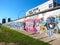 Stock Image :  De muur van Berlijn, Duitsland