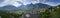 Stock Image : De vallei van panoramamerano