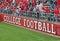 Stock Image : De Voetbal van de universiteit
