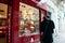 Nice shop Baillardran Bordeaux, France