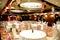 Stock Image : De zaal van de verjaardagspartij