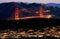 Stock Image : De Zonsopgang van San Francisco