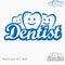 Stock Image : Dentist logo