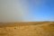 Stock Image : Desert storm