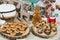 Stock Image : Dessert table
