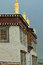 Stock Image : Details of tibetan temple