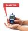 Stock Image : Diabetic concept