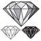 Stock Image : Diamond